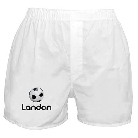 Soccer Landon Boxer Shorts