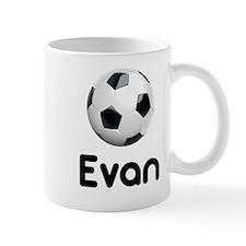 Soccer Evan Mug