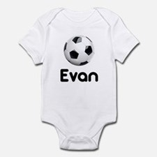 Soccer Evan Infant Bodysuit