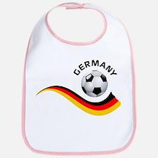 Soccer GERMANY Ball Bib
