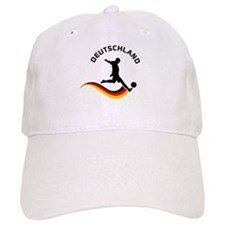Soccer DEUTSCHLAND Player Baseball Cap