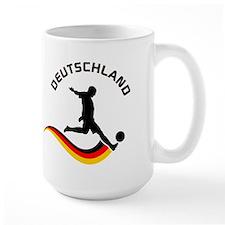 Soccer DEUTSCHLAND Player Mug