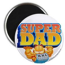 Super Dad Magnet Magnets