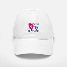 Little Brother Baby Footprint Baseball Baseball Cap