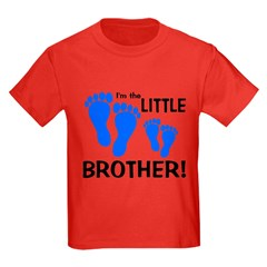 Little Brother Baby Footprint T