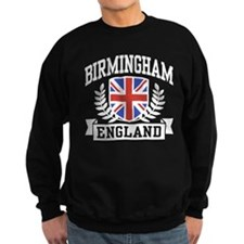 Birmingham England Jumper Sweater