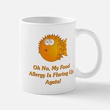 Oh No, My Food Allergy Mug