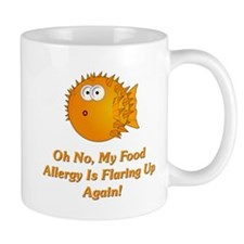 Oh No, My Food Allergy Mug