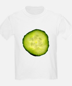 English Cucumber Kids T-Shirt