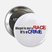 """Unique Immigrant rights 2.25"""" Button"""