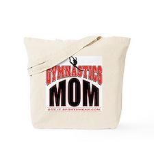 Gymnast's Mom Tote Bag