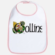 Collins Celtic Dragon Bib