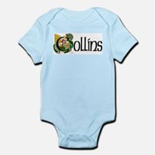 Collins Celtic Dragon Infant Bodysuit