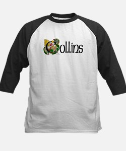 Collins Celtic Dragon Kids Baseball Jersey
