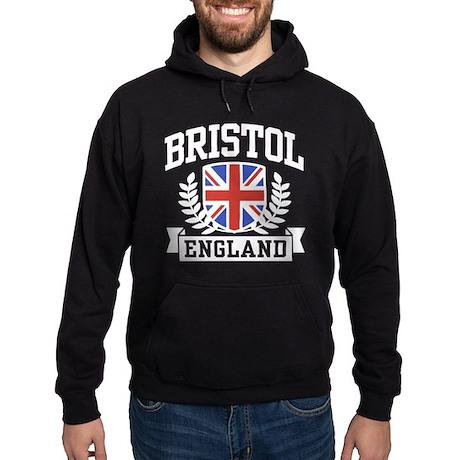 Bristol England Hoodie (dark)