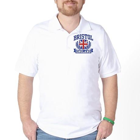 Bristol England Golf Shirt
