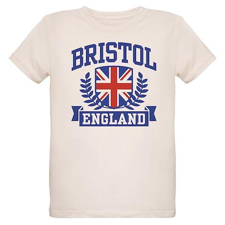 Bristol England Organic Kids T-Shirt