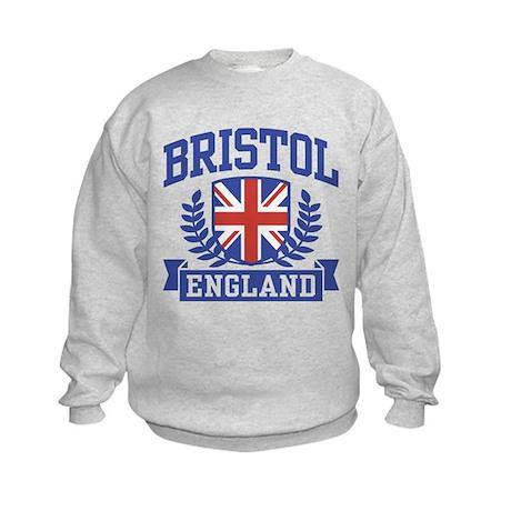 Bristol England Kids Sweatshirt