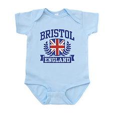 Bristol England Infant Bodysuit