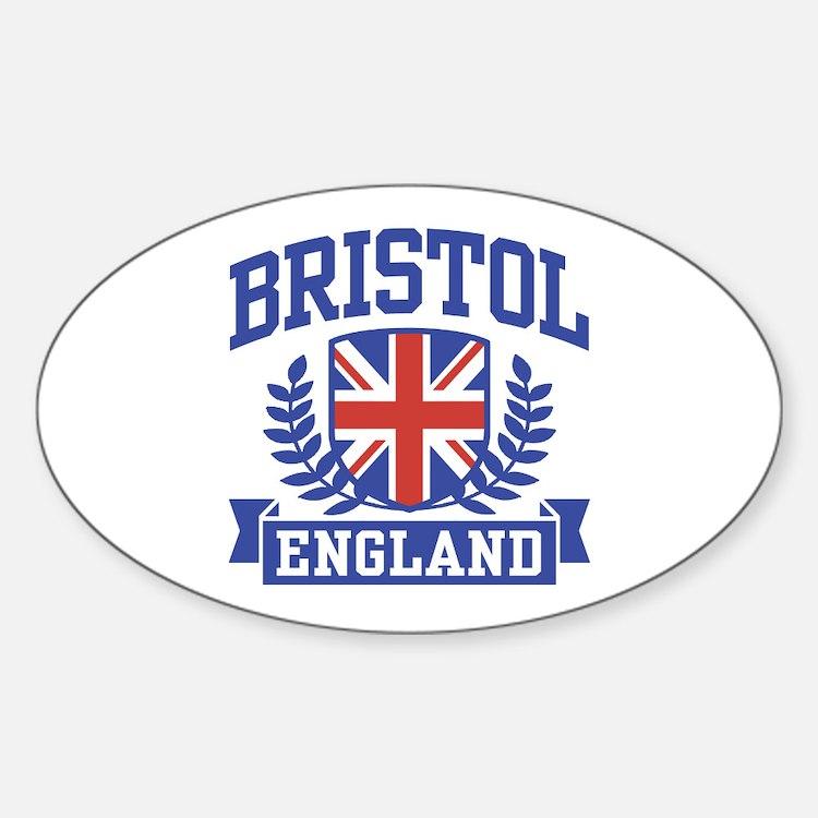 Bristol England Decal