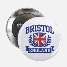 "Bristol England 2.25"" Button"