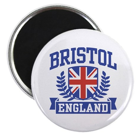 Bristol England Magnet