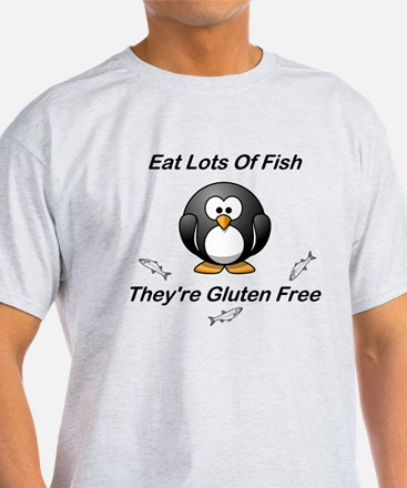 Eat Lots Of Fish T-Shirt