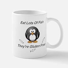 Eat Lots Of Fish Mug