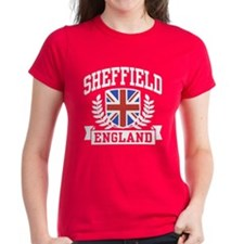 Sheffield England Tee