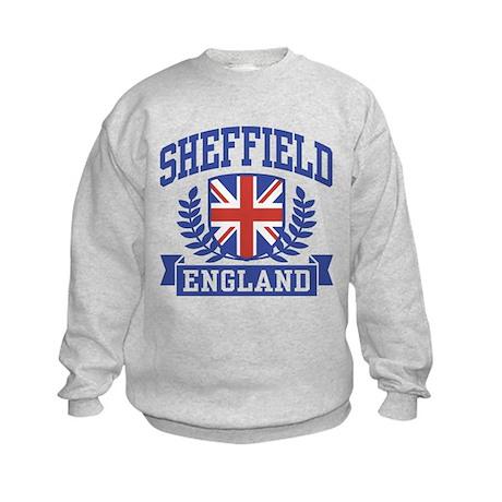 Sheffield England Kids Sweatshirt