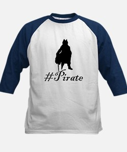 # Pirate Kids Baseball Jersey