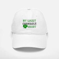 My Lucky Cornhole Shirt Baseball Baseball Cap
