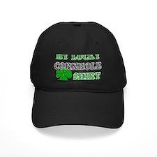 My Lucky Cornhole Shirt Baseball Hat