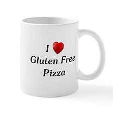I Love Gluten Free Pizza Mug