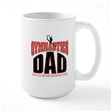 Gymnastics mugs Coffee Mugs
