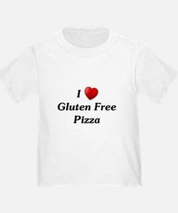 I Love Gluten Free Pizza T