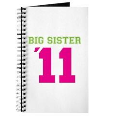 big sister t-shirts '11 Journal