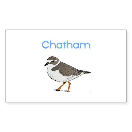 Chatham Sticker (Rectangle)