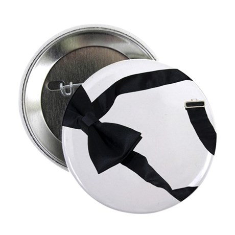 """Bow Tie 2.25"""" Button (100 pack)"""