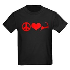 Peace Love Cape Cod T