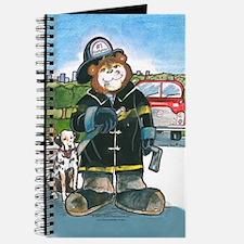 Firefighter, Male - Journal