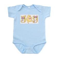 Joy: Chick Infant Creeper