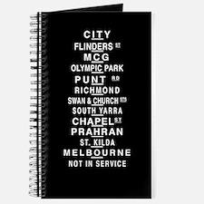 Cute Melbourne australia Journal