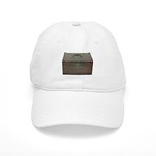 Fancy leather box Baseball Cap