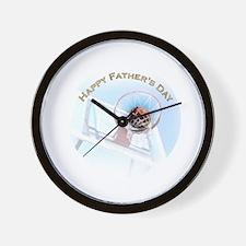 Unique Good father Wall Clock