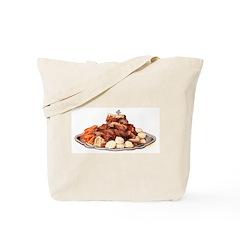 Boiled Beef Tote Bag