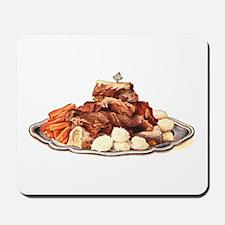 Boiled Beef Mousepad