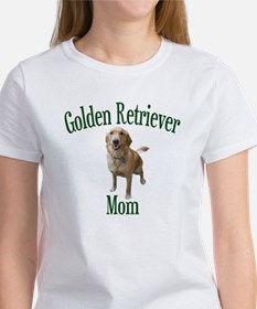 Golden Retriever Mom Tee