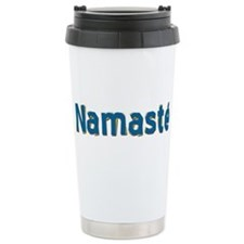 Unique Namaste Travel Mug