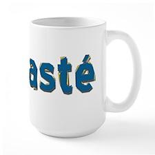 Large Chunky Namaste Mug